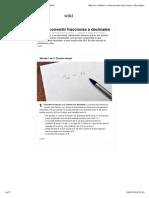 Cómo convertir fracciones a...pdf