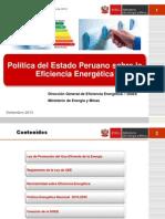 Taller Eficiencia Energética - Iquitos