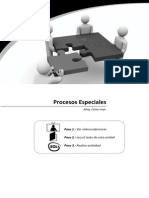 Peace m3 u6 Lectura PDF Procesos Especiales