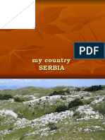 MY COUNTRY - Serbia