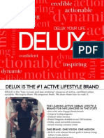 Advertise In DELUX Magazine
