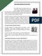 Investigación Pedro Paramo