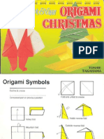 Toshie Takahama - Origami Christmas