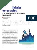 HABILIDADES GERENCIALES-y Su Importancia en La Direccionn