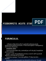 Piodermite Acute Stafilococice