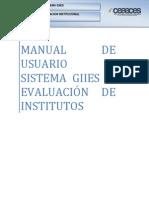 Manual Giies