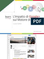 L'Impatto Di Google  Sul Motore Di Ricerca