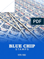 Charlie Munger's Blue Chip Stamps Shareholder Letters - 1978-1982