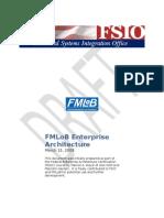 FMLob Enterprise Architecture 2007 Version Draft 3-15-2008 v3a