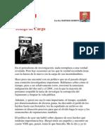 Testigo de Cargo. Por Gustavo Gorriti