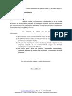 Pedido YPF Por Acuerdo Secreto Con Chevron-2
