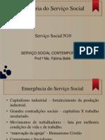 Aula 2 - História Do Serviço Social
