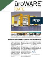 SoftENGINE Update - CeBIT Special - 01.2007 - Die Zeitschrift für Freunde und Anwender der BüroWARE und der WEBWARE
