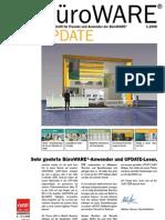 SoftENGINE Update 01.2008 - Die Zeitschrift für Freunde und Anwender der BüroWARE und der WEBWARE