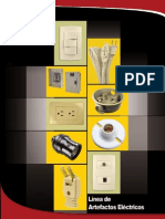 Catalogo Artefactos Electricos