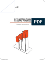 Osteoarthritis in General Practice July 2013 Arthritis Research UK PDF 421 MB