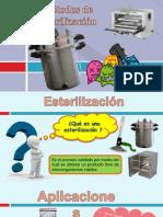 1.4 Esterilizacion