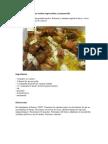 Ensalada de Tomates Asados Especiados y Mozzarella