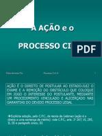 Processo Civil I - AÇÃO
