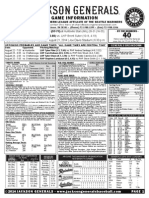 8.21.14 Game Notes at HVL