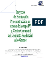Proyecto Conjunto Residencial Alto Grande