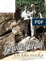 Bonnie and Clyde famous rock photo's !