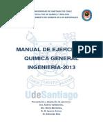 Apunte Usach - Manual de Ejercicios Química General