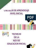 Circulos de Aprendizaje 2014