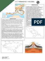 Nº 11 Terremotos y Volcanes