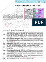 Overhead Transparency Human Atlas