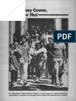 Here They Come, Ready or Not, Education Week Special Report, 1986
