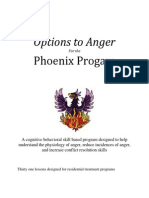 Options to Anger for the Phoenix Program(1)