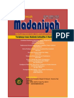 JURNAL MADANIYAH STIT PEMALANG