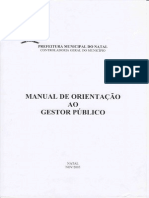 Manual Gest or Publico