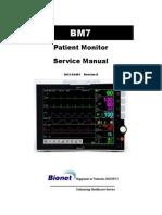 BM7 Service Manual