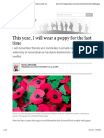 War Veteran Last Words
