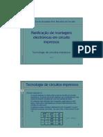 Tecnologia de Circuitos Impressos - Regras de Desenho