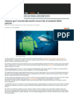 Chinese Gov't Reveals Microsoft's Secret List of Android-killer Patents _ Ars Technica