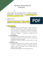 Informe Parcial - Intrucciones LVV