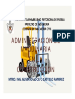 Maquinaria en La Construccion Otoño 2013 [Autoguardado]