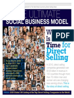 Direct Selling WSJ Feature
