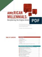 American Millennials