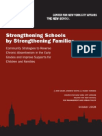 Strengthening Schools Report October 2008