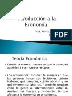 2- Presentación  Microeconomía
