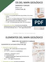 Map a Geologic o