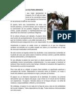 El Poporo en La Cultura Arhuaca