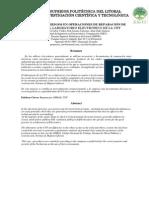 Analisis de Riesgos en operaciones de reparacion de PCB`S