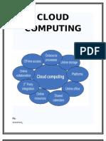 Cloud Computing Essay