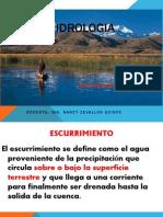 Hidrologia Caudal
