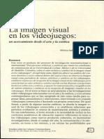 La Imagen Visual de Los Video Juegos